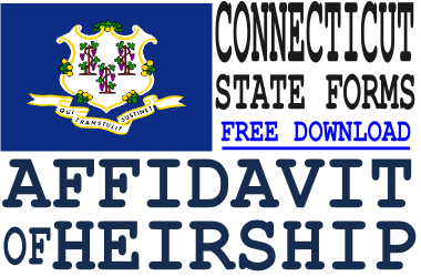 Connecticut Affidavit of Heirship Form